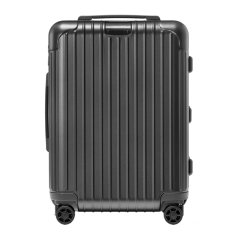 Rimowa/日默瓦 ESSENTIAL系列聚碳酸酯蓝色拉杆行李箱旅行箱 21英寸 83253604图片