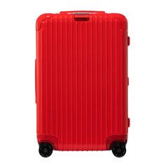 Rimowa/日默瓦 ESSENTIAL系列聚碳酸酯红色拉杆行李箱旅行箱 26英寸 83253654图片
