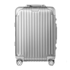 Rimowa/日默瓦 ORIGINAL系列铝镁合金铂金色拉杆旅行箱 21英寸92553034图片