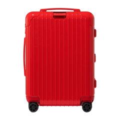 Rimowa/日默瓦 ESSENTIAL系列聚碳酸酯红色拉杆行李箱旅行箱 20英寸 832.52图片