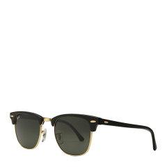 Ray-Ban/雷朋 派对 达人 半框 男女款 太阳镜 黑色 玳瑁色 镜框 绿色 镜片 墨镜 眼镜 RB3016 49/51/55mm RayBan 雷朋图片