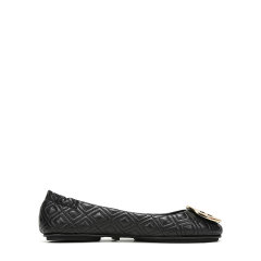【国内现货】ToryBurch/汤丽柏琦 TB女鞋羊皮平底鞋船鞋 50736图片