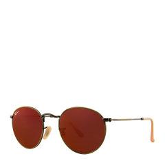Ray-Ban/雷朋 潮流 复古 圆形 男女款 太阳镜 合金 镜架 渐变色 镜片 墨镜 眼镜 RB3447 3447N 50/53mm RayBan 雷朋图片