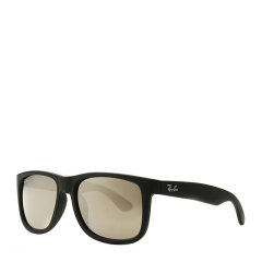 Ray-Ban/雷朋 简约 时尚 方形 男女款 太阳镜 板材 全框 彩膜 渐变 反光 镜片 墨镜 眼镜 RB4165F 55/58mm RayBan 雷朋图片