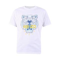 KENZO/高田贤三 20年春夏 服装 男性 男士短袖T恤 FA55TS0504YA 01图片
