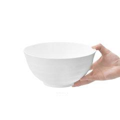 Miracle Dynasty/玛戈隆特 行云系列家用平盘汤盘汤菜碗 亚光白餐具散件自选礼盒装图片