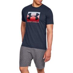 Under Armour/安德玛 休闲 时尚 舒适 运动  短袖 T恤  男士运动T恤 1329581图片