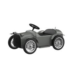 D.THRONE 帝仕伦高端奢华儿童亲子电动车童车驾驶多功能电动车M款图片