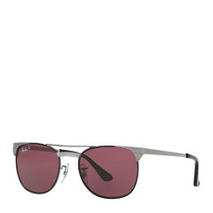 Ray-Ban/雷朋 儿童 亲子 男女 宝宝 偏光 太阳镜 时尚 潮流 复古 方形 合金镜框 墨镜 眼镜 RJ9540S 47/49mm(5~10岁)图片