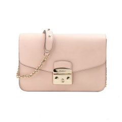 FURLA/芙拉 女士Saffiano皮革 单肩斜挎小猪锁头包 851206图片