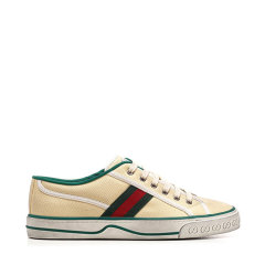 GUCCI/古驰 20年春夏 百搭 男性 白色 休闲运动鞋 606111/GZO309361图片