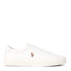 RALPHLAUREN/拉夫劳伦POLORALPHLAUREN男配2020年春夏Longwood皮革运动鞋50806休闲运动鞋图片