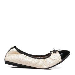 【春夏新款】EVER UGG 平跟鞋 EVERAU& TARRAMARRA春季孕妇妈妈圆头新款浅口适时蛋单鞋平底鞋卷鞋舒尚休闲 (偏小选大一码)TA7001图片