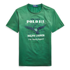RALPHLAUREN/拉夫劳伦POLORALPHLAUREN男装2020年春夏定制修身版型T恤12070短袖T恤图片