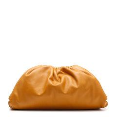 Bottega Veneta/葆蝶家 20年春夏 女包 女性 黄色 手拿包 576227/VCP407687图片