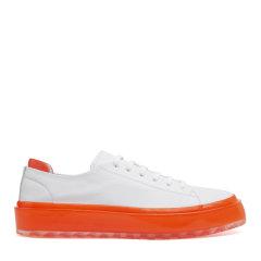 【20春夏】Ferrero Ross/费列罗斯 牛皮 男士时尚果冻底休闲鞋运动鞋板鞋小白鞋FR885213图片