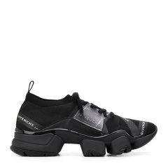 Givenchy/纪梵希 【20春夏新款】男士黑色针织JAW低帮运动鞋休闲鞋男鞋 BH002MH0KM-001图片