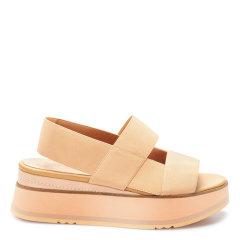 491*E 轻盈彩色松糕鞋图片
