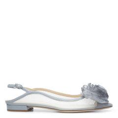 20春夏 39557*N 优雅立体茶花单鞋图片