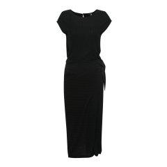 【DesignerWomenwear】PESARO/PESARO 开衩系带针织时尚女士连衣裙图片