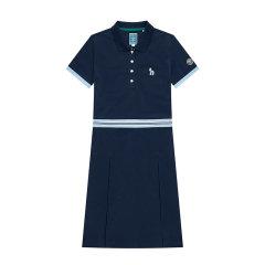 【温网系列】HAZZYS/哈吉斯 2020夏季新款女士连衣裙时尚简约休闲POLO裙AQWSE00BE09图片