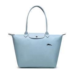 Longchamp/珑骧 2020春夏 女士LE PLIAGE系列大号织物长柄可折叠手提单肩包购物袋饺子包 1899 619图片
