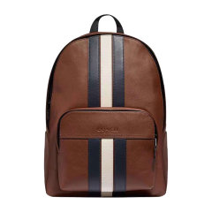 COACH/蔻驰 HOUSTON系列 大容量可以放15.6寸笔记本电脑 旅行包背包双肩包 男包 F49324图片