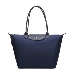 【国内现货】Longchamp/珑骧 女士LE PLIAGE NEO系列织物大号长柄手提单肩包饺子包 1899 598图片