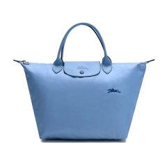 Longchamp/珑骧2020春夏女士LEPLIAGE系列织物中号短柄可折叠手提包1623619图片