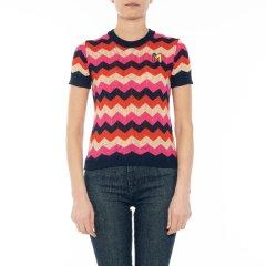 M MISSONI/M MISSONI 20年春夏 服装 女性 女士短袖T恤 2DN00232 2K005E S70HB图片