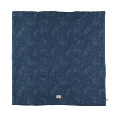 Nobodinoz孩童秘密 法国进口有机棉家用地垫科罗拉多方形垫子图片