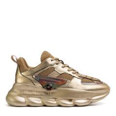 【20春夏】Sze/Sze 牛皮拼接 男士时尚金属皮超轻厚底老爹鞋 休闲鞋运动鞋X02M8002图片