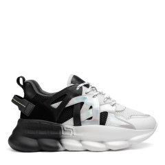 【20春夏】Sze/Sze 牛皮拼接 男士时尚个性撞色拼接超轻厚底老爹鞋 休闲鞋运动鞋X02M8069图片