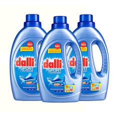 dalli/达丽 德国进口专业区分颜色衣物清洗护色固色护衣家用洗衣液 3瓶装图片