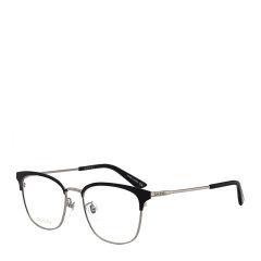 GUCCI/古驰 简约 休闲 黛眉框 男女款 光学镜架 合金 全框 近视 眼镜框 眼镜架 GG0413OK 0412OK 53mm GUCCI 古驰图片