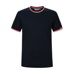 2020春夏新品法国LAFUMA乐飞叶户外2020新款时尚纯白色短袖T恤男圆领LMTS0BS95图片