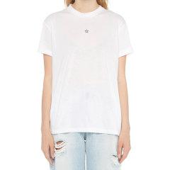 Stella McCartney/丝黛拉麦卡妮 20年春夏 服装百搭 女性 白色 女士短袖T恤 457142SIW20 9000图片