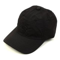 [20春夏] UNCHEMISTRY/UNCHEMISTRY Cool BK Bubble系列韩版男女同款黑色标籤棒球帽图片