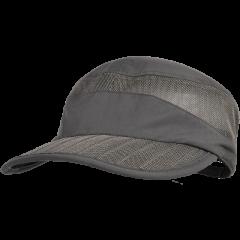 卡蒙男士可折叠防晒遮阳帽户外防紫外线透气网棒球帽纯色鸭舌帽图片