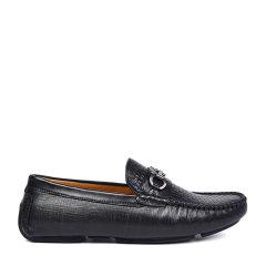 【国内现货】 20春夏新款 英伦风休闲商务皮鞋 男士真皮休闲皮鞋717图片