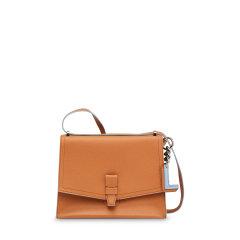 LANCEL/兰姿CHARLIE CHIC秋冬新款法国小众包包女大容量斜挎包中号牛皮革A10299图片