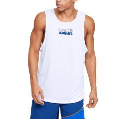 Under Armour 安德玛 2020年春夏 UA男子 Baseline男子正反两穿篮球运动背心Under Armour1351288图片