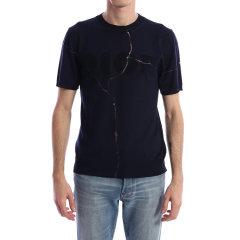 Dior Homme/迪奥桀傲 20年春夏 百搭服装 男性 logo 男士短袖T恤 023M673A T090 580图片