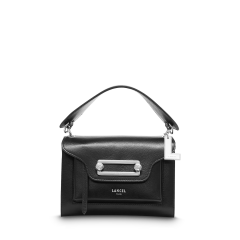 LANCEL/兰姿CLIC2020新款包包女斜挎包风琴包斜挎百搭牛皮革A10541图片