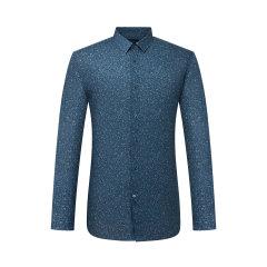 TOMBOLINI/东博利尼男士长袖衬衫20年春夏新品LIBERTY-利伯提印花衬衫XBC51202UFLB图片