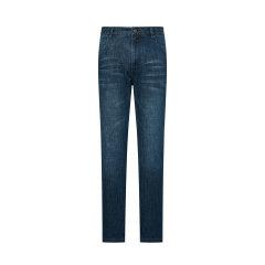 TOMBOLINI/东博利尼男士牛仔裤2020春夏新品男士时尚牛仔裤XUD51029UDRA图片