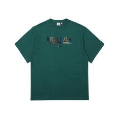 FILA 韩版 20年春新款 男女同款 运动T恤 FS2RSC2144X图片
