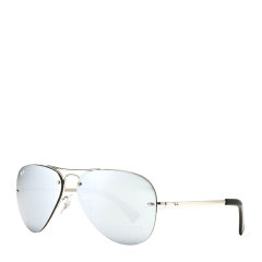 Ray-Ban/雷朋 飞行员 蛤蟆镜 男女款 太阳镜 合金 镜架 反光 镜片 墨镜 眼镜 RB3449 59mm RayBan 雷朋图片