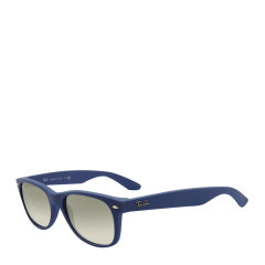 Ray-Ban/雷朋 简约 复古 长方形 男女款 太阳镜 彩膜 镜片 墨镜 眼镜 RB2132 55mm RayBan 雷朋图片