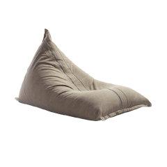 MRLAZY城市山野系列现代简约风纯色经典全棉粽子款懒人沙发图片